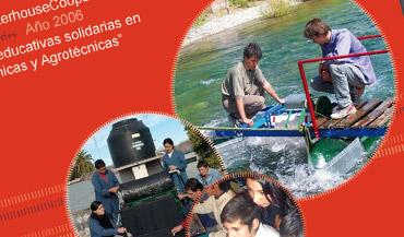 Premio PricewaterhouseCoopers a la Educación Tercera Edición - 2006