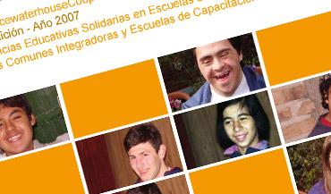 Premio PricewaterhouseCoopers a la Educación Cuarta Edición - 2007