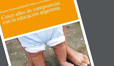 Cinco años de compromiso con la educación argentina
