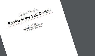 Service Enquiry. Servicio en el siglo 21