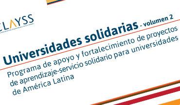 Universidades Solidarias - vol 2