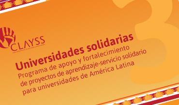 Universidades Solidarias - vol 3